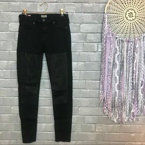 true religion // halle mid rise super skinnies 26